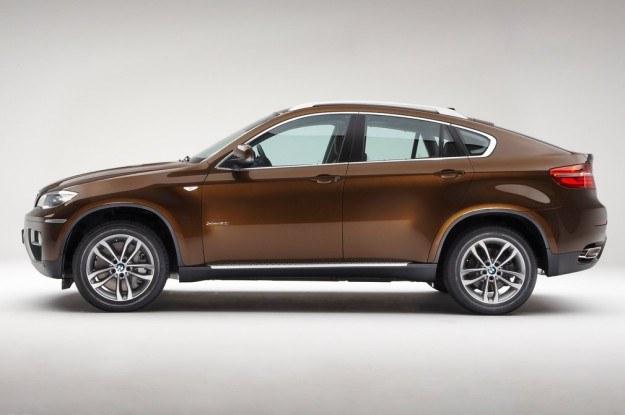 BMW X6 po liftingu /