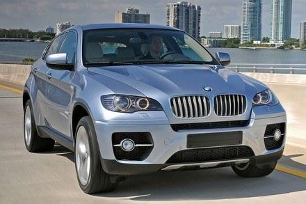 BMW X6 w wersji hybrydowej /