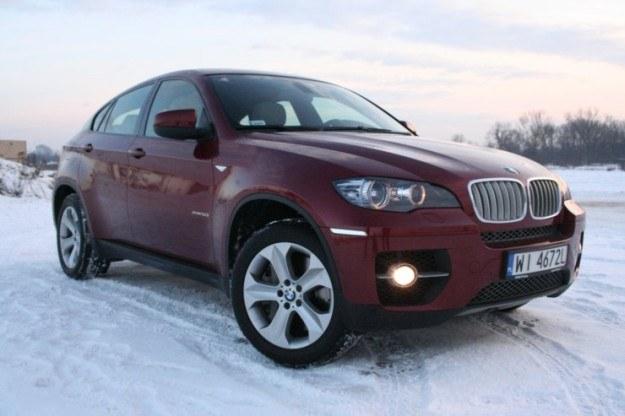 BMW X6 /INTERIA.PL