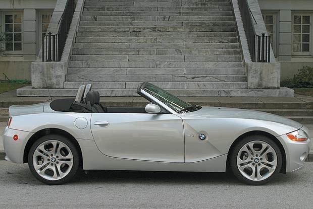 BMW Z4 (kliknij) /INTERIA.PL