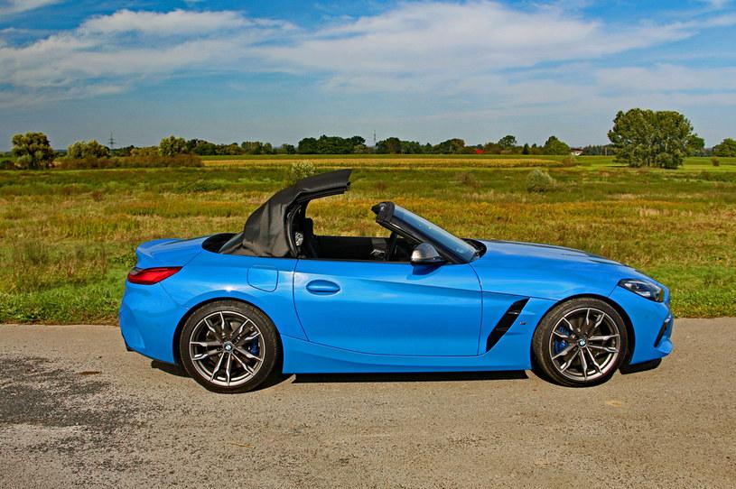 BMW Z4 M40i /INTERIA.PL