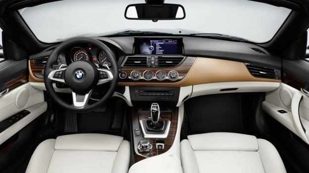 BMW Z4 z pakietem Pure Fusion Design /BMW