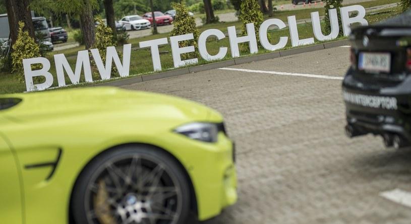 BMWTechClub /materiały prasowe