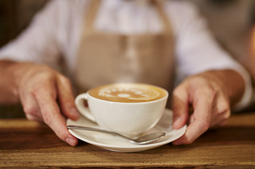 Bo do kawy pasują nie tylko słodycze /123RF/PICSEL