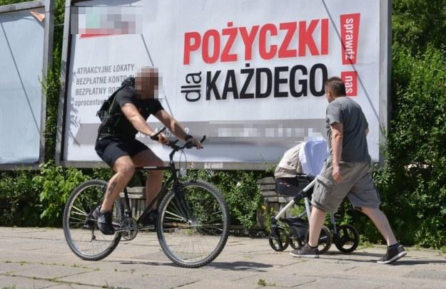 Bo jeżdżą po chodnikach... / Fot: Włodzimierz Wasyluk /Reporter