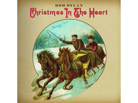 """Bob Dylan """"Christmas In the Heart"""" /"""