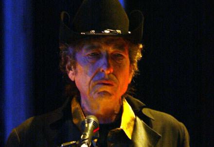 Bob Dylan fot. Dave Hogan /Getty Images/Flash Press Media