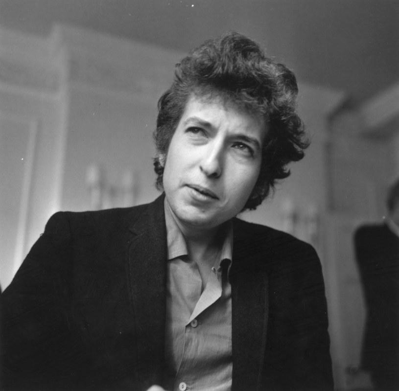 Bob Dylan  w 1965 roku /Evening Standard /Getty Images