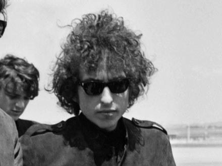 Bob Dylan w 1966 roku /arch. AFP