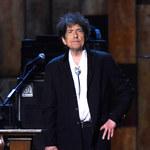 Bob Dylan w końcu odebrał Nagrodę Nobla