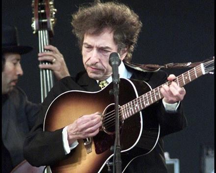Bob Dylan /arch. AFP