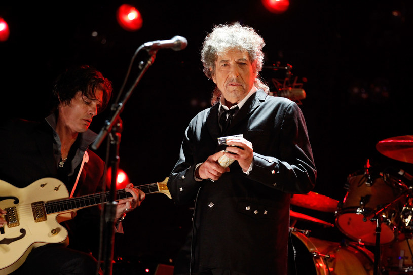 Bob Dylan /Christopher Polk /Getty Images