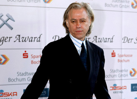 Bob Geldof - fot. Alex Grimm /Getty Images/Flash Press Media