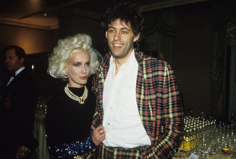 Bob Geldof i Paula Yates /Georges De Keerle /Getty Images