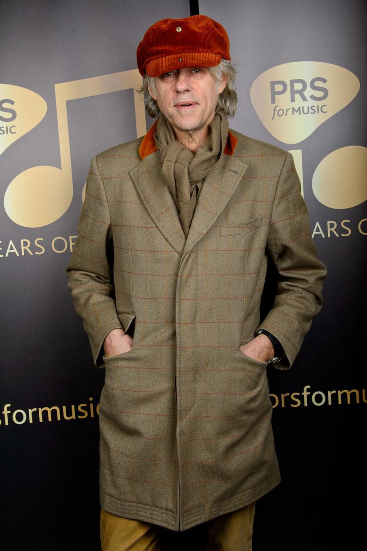 Bob Geldof /Ben A. Pruchnie /Getty Images