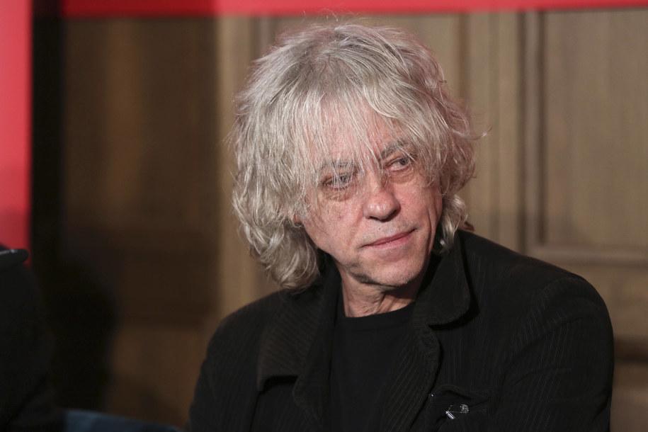 Bob Geldof /PAP/DPA/Sebastian Gabsch/Geisler-Fotopre    /PAP/EPA