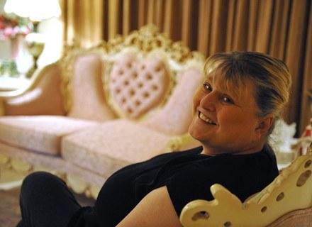 Bobbi Davis - współwłaścicielka Shady Lady Ranch /AFP