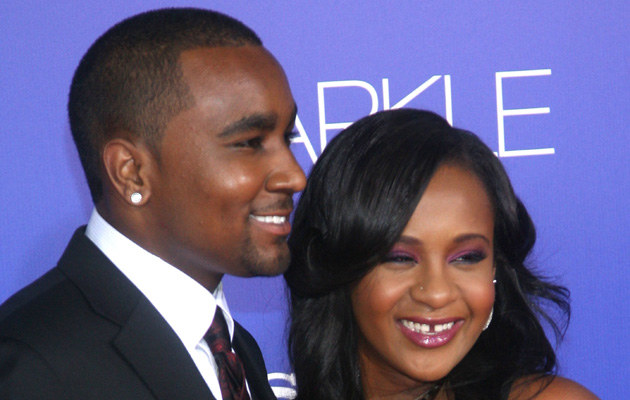 Bobbi Kristina i Nick Gordon /Maury Phillips /Getty Images