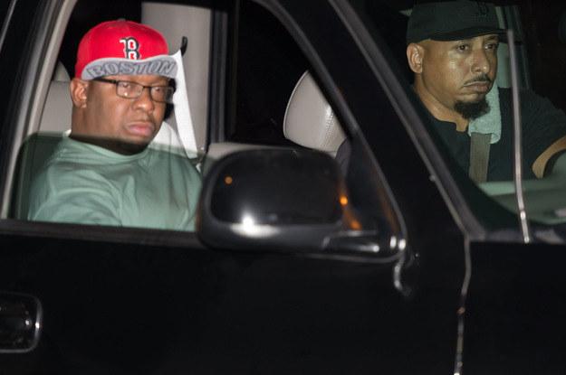 Bobby Brown jest załamany po śmierci córki /Marcus Ingram /Getty Images