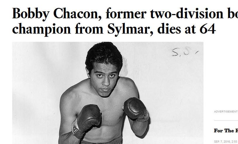 Bobby Chacon / www.latimes.com /