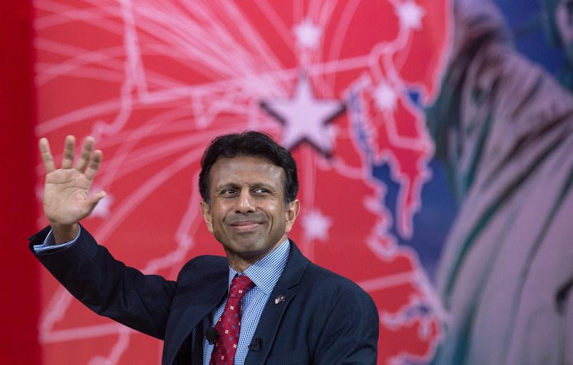 Bobby Jindal zrezygnował z kandydowania /NICHOLAS KAMM / AFP /AFP