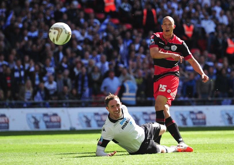 Bobby Zamora strzelił bramkę na wagę awansu do Premier League /AFP