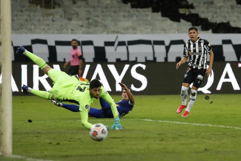 Boca Juniors - Atletico Mineiro /Pool AP/Associated Press /East News