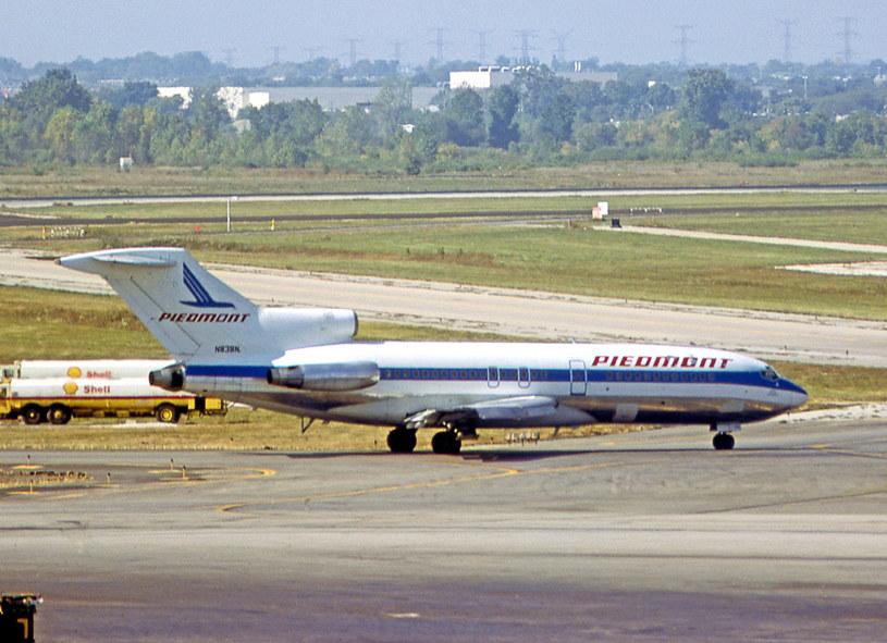 Boeing 727-51 o numerze N838N /Wikimedia Commons /domena publiczna