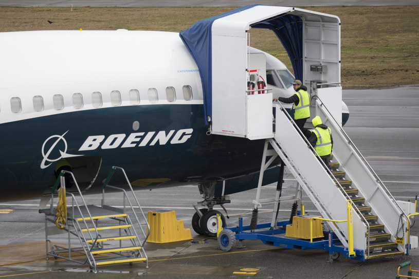 Boeing 737 MAX 9 /AFP