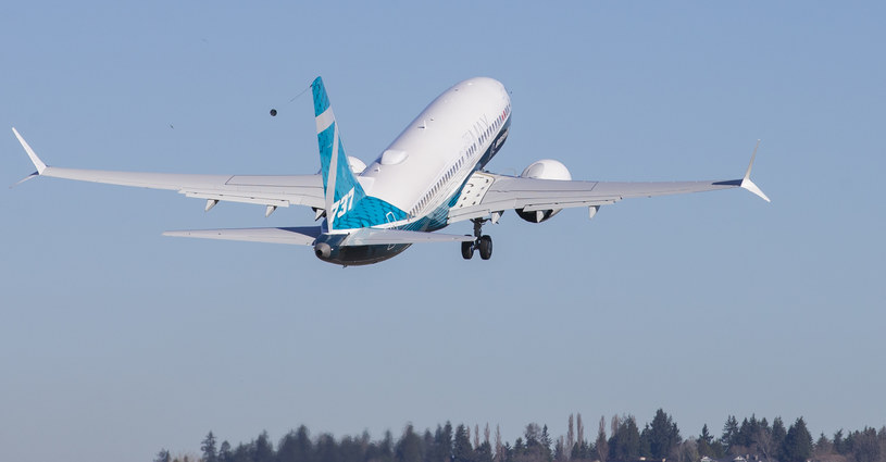 Boeing 737; zdj. ilustracyjne /AFP