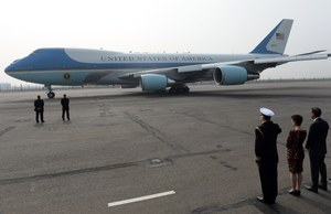 Boeing 747-8 nowym Air Force One