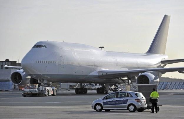 Boeing 747-8 /AFP
