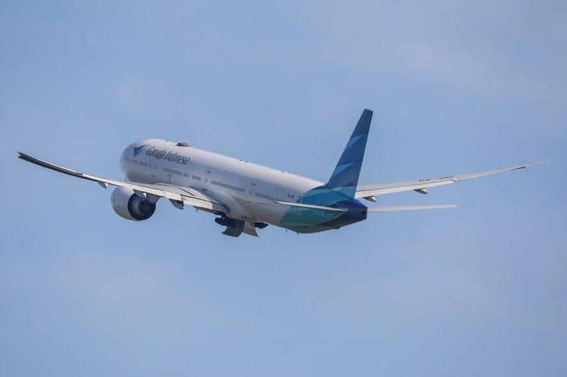 Boeing 777, zdj. ilustracyjne /Michal Adamowski /Reporter