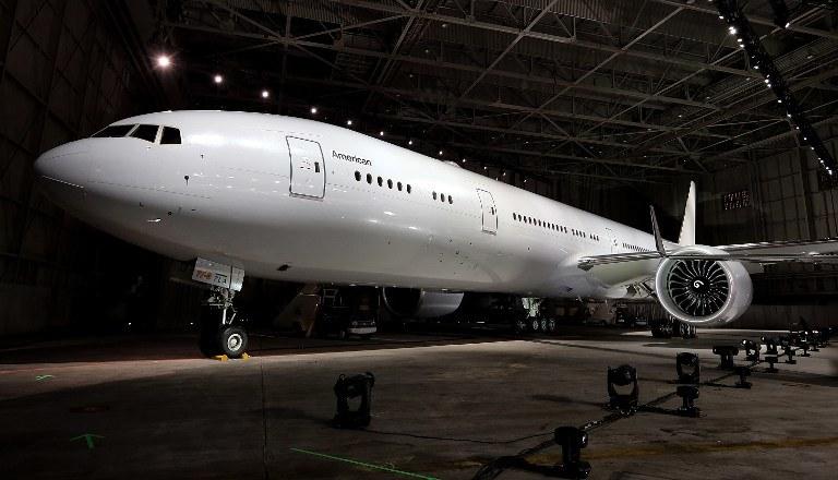 Boeing 777 /AFP