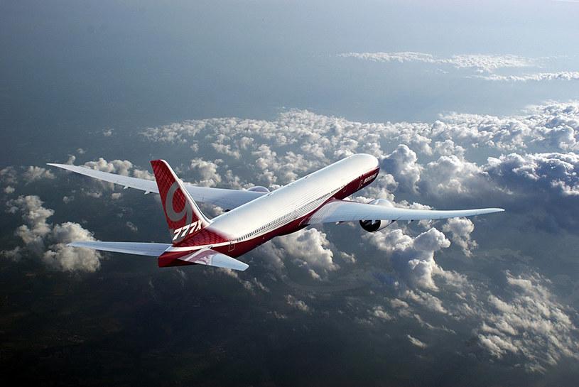 Boeing 777x /materiały prasowe