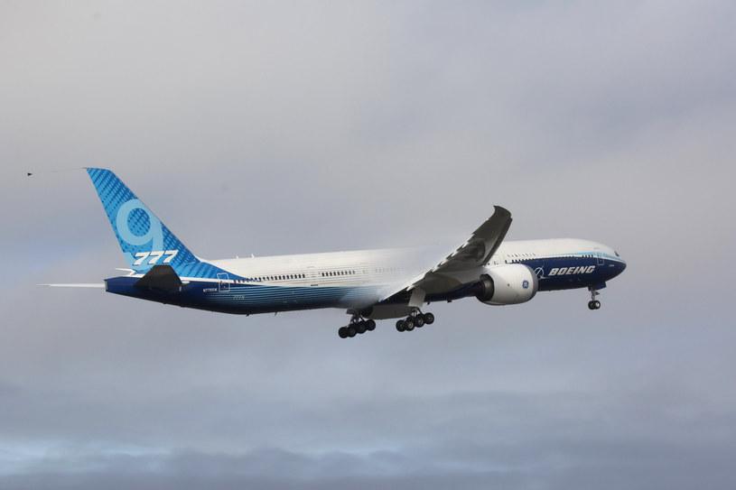 Boeing 777X /AFP