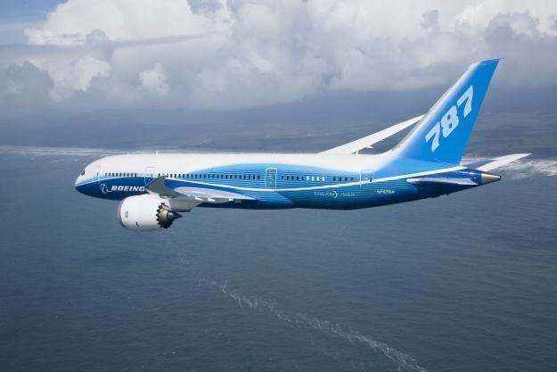 Boeing 787 już wkrótce zacznie latać w barwach LOT-u.   Fot. Boeing /materiały prasowe