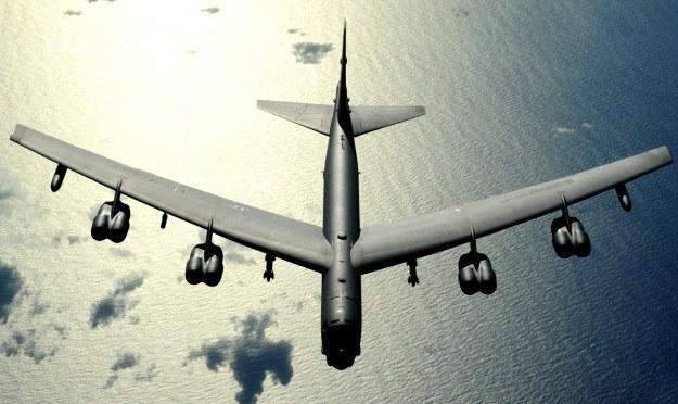 Boeing B-52 Stratofortresses.    Fot. USAF /materiały prasowe