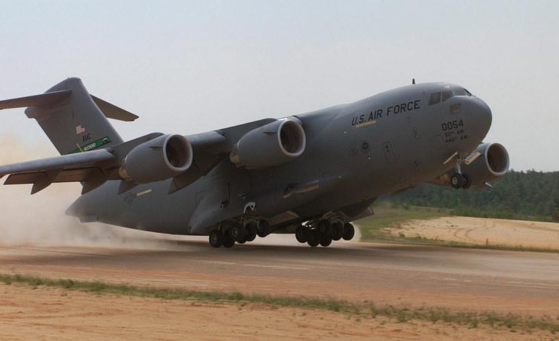 Boeing C-17 Globemaster III . Fot. USAF /Wikipedia