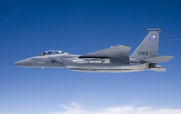 Boeing F-15 Silent Eagle.    Fot. Boeing /materiały prasowe