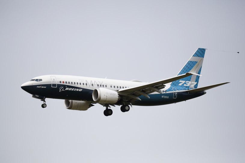 Boeing oskarżony w sprawie samolotu 737 Max /AFP