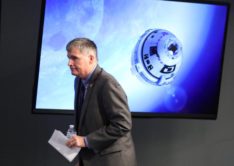 Boeing przygotowuje się do drugiego testu swojej kapsuły /AFP