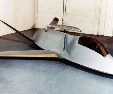 Boeing Quiet Bird - technologia stealth z początków lat 60.