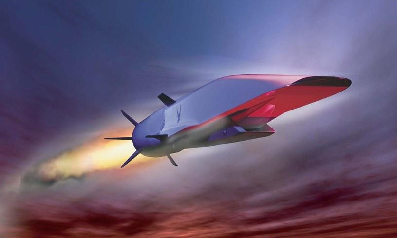 Boeing rozwija pocisk poddźwiękowy /materiały prasowe