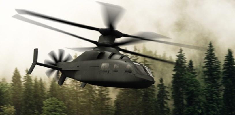Boeing-Sikorsky Defiant X /materiały prasowe