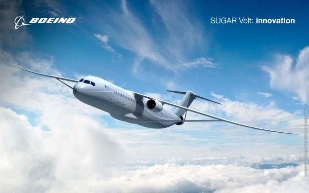 Boeing Sugar Volt    Fot. Nick Kaloterakis /materiały prasowe