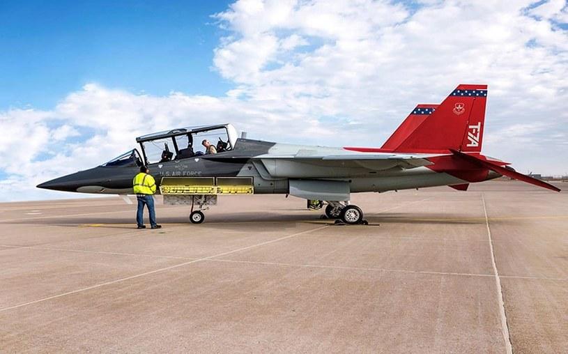 Boeing T-7A /materiały prasowe