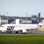 Boeing wstrzyma produkcję samolotów 737 Max. Problemy amerykańskiego koncernu odbijają się na polskim Locie