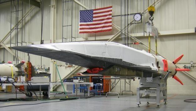 Boeing X-51A Waverider.   Fot. USAF /materiały prasowe