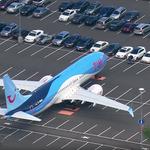 Boeingi 737 na firmowym parkingu. Niecodzienny widok obnaża problemy giganta